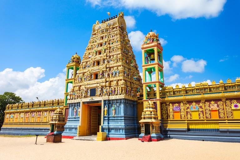 Vallipuram Alvar or Valipura Aalvar Vishnu Kovil is a hindu temple near Jaffna, Sri Lanka. Vallipuram Alvar Kovil is considered as one of the oldest H