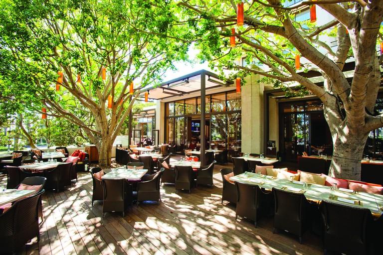 Oak Grill Newport Beach
