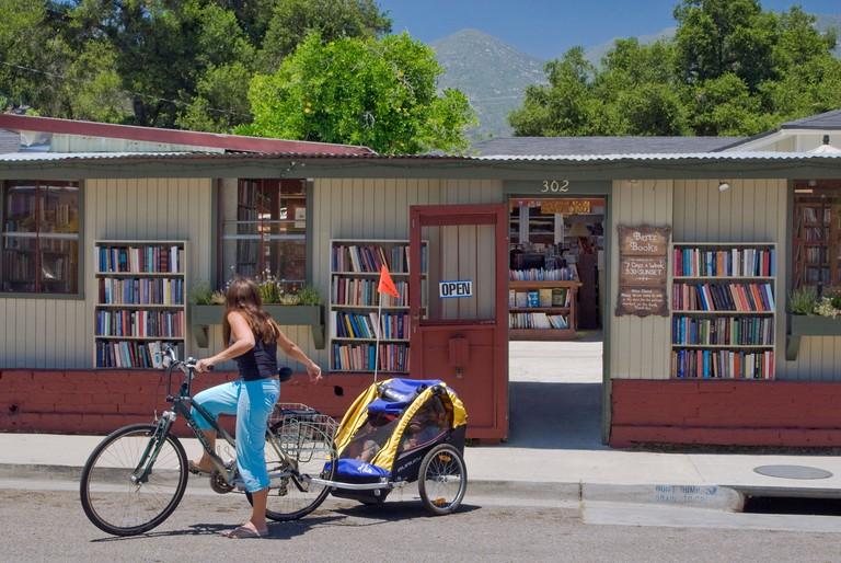 Barts Corner Bookshop Ojai California USA