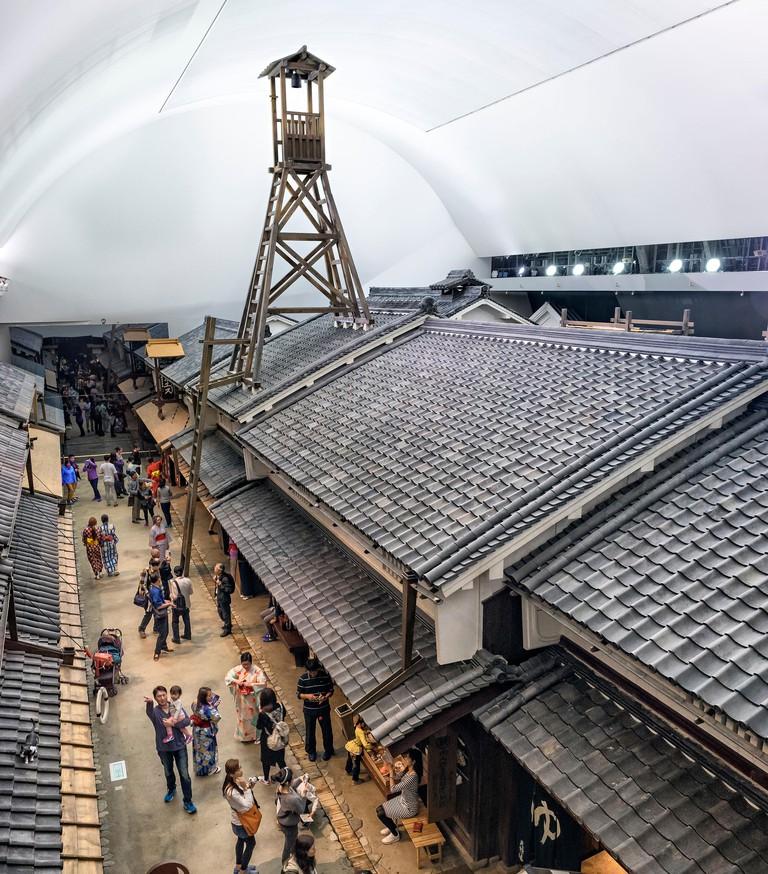 Honshu island, Kansai, Museum of Housing and Living_M3RATE