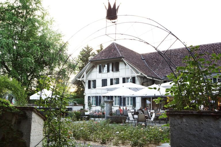 Parkhotel Schloss Hünigen