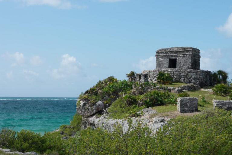 Tulum Ruins, quintana roo, yucatan, mexico