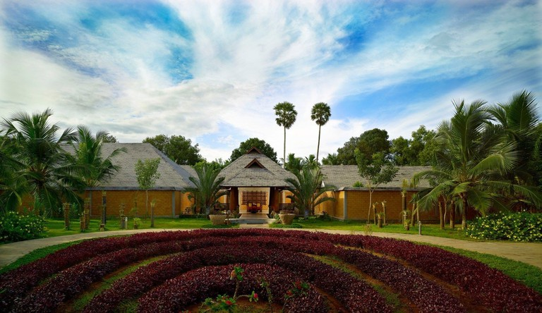 Poovar Island Resort, kerala
