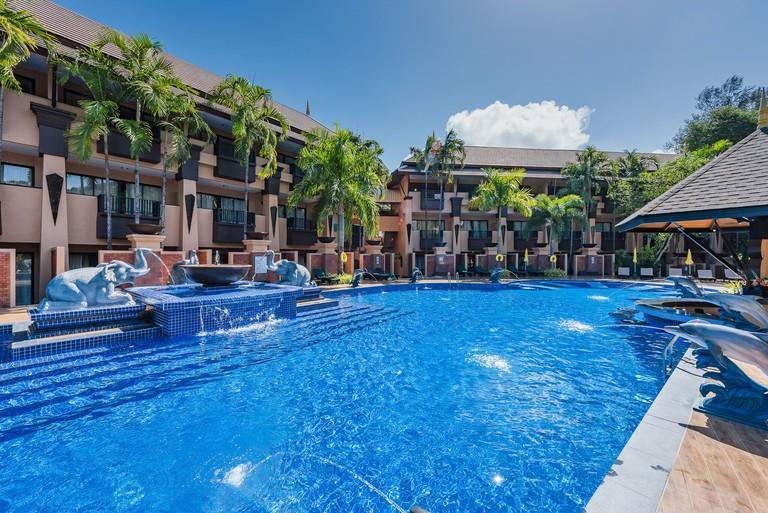 Princess Kamala Beachfront Hotel