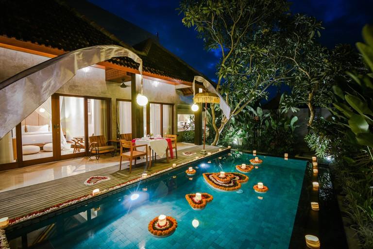 Purana Suite Ubud, Bali