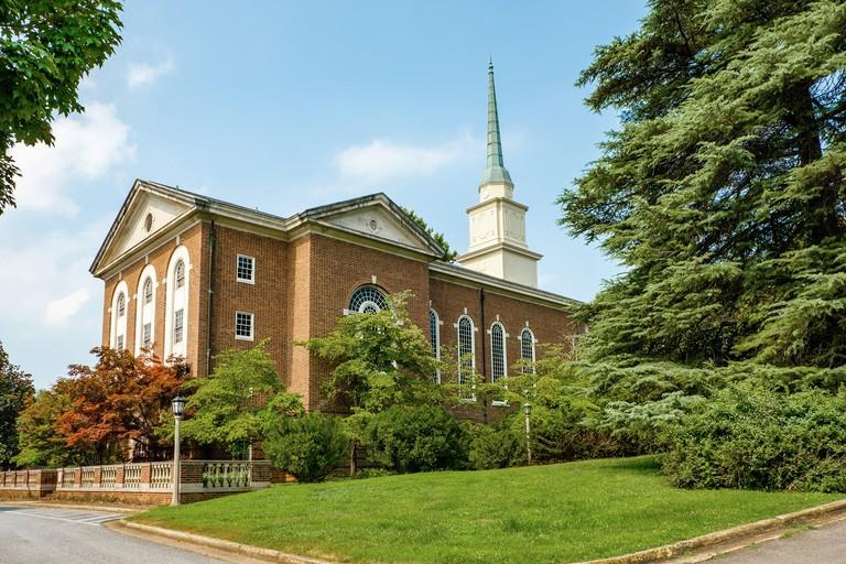 Sweet Briar College, Chapel Road, Sweet Briar, Virginia