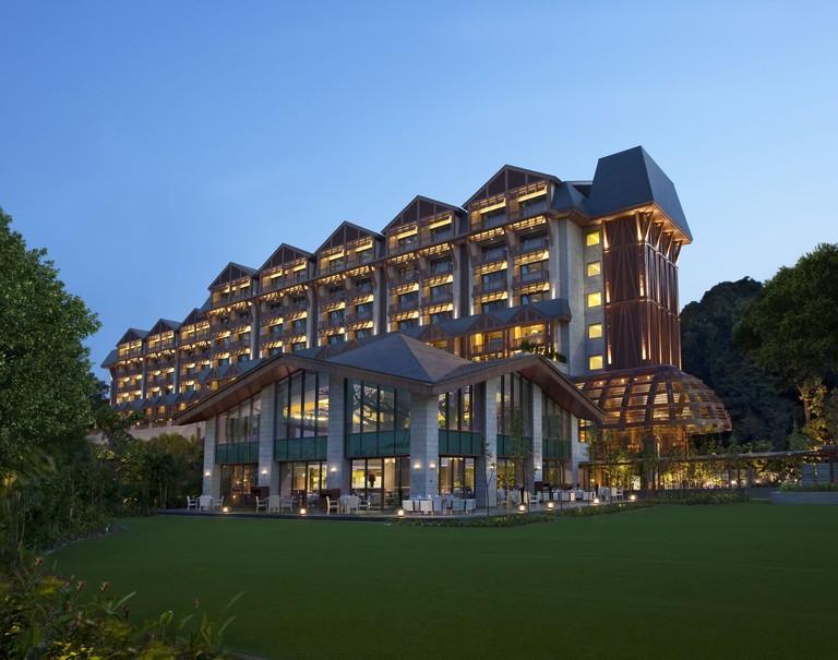 Resorts World Sentosa - Equarius Hotel, Singapore