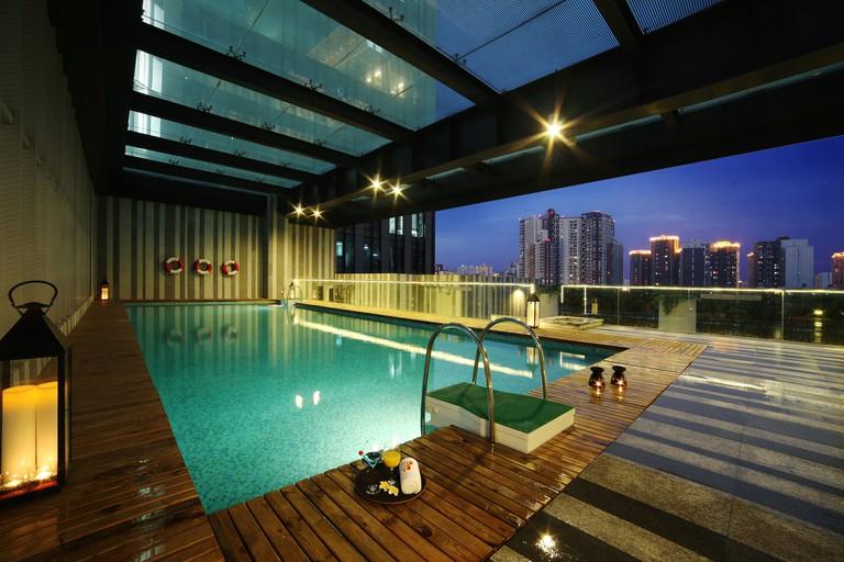 Rhombus Park Aura Chengdu Hotel