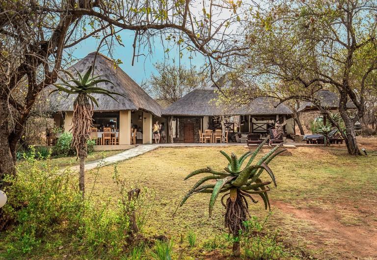 Royal Malewane, Kruger