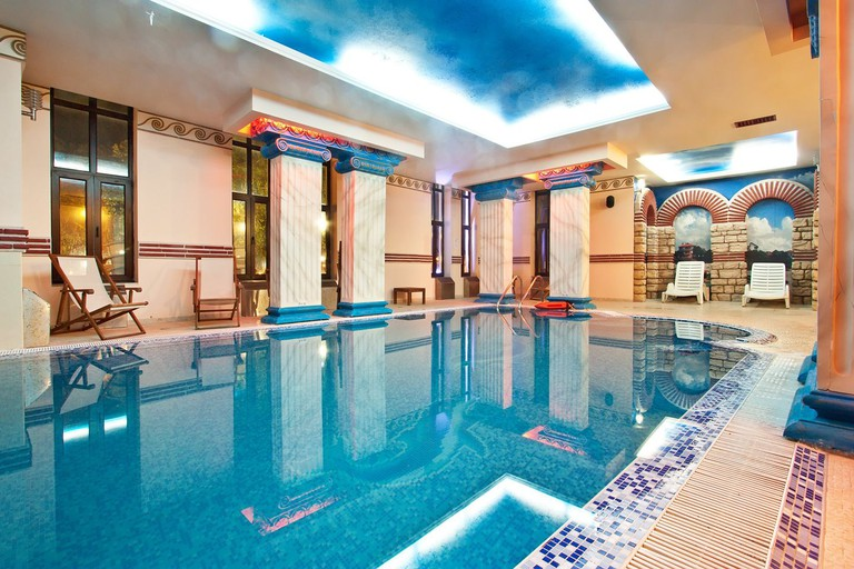 Saint George Hotel and Spa, Pomorie