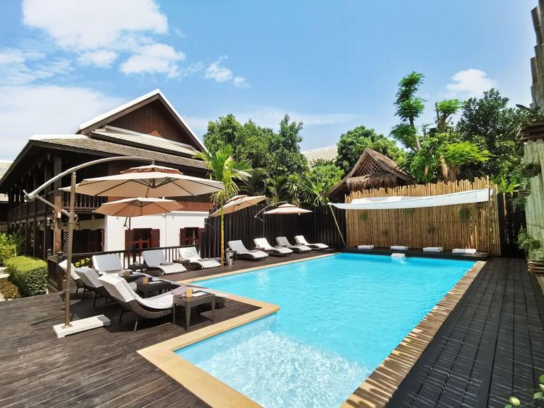 Sanctuary Hotel, Luang Prabang