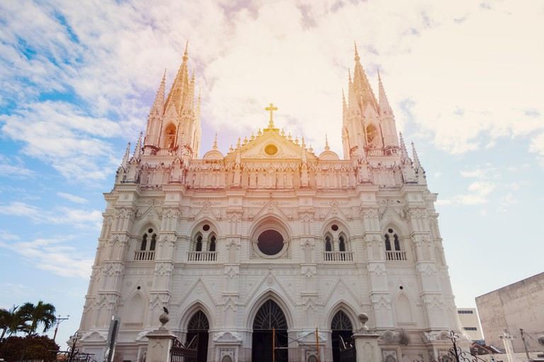 Santa Ana Cathedral. Santa Ana, El Salvador.