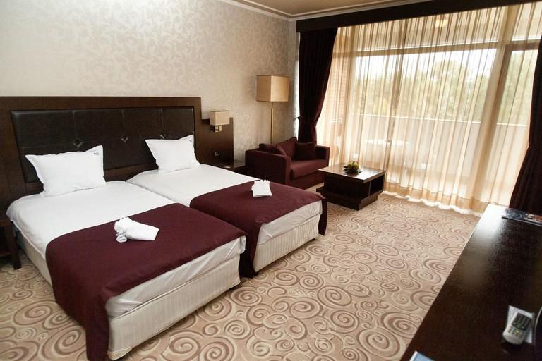 Spa Hotel Hissar, Hisarya