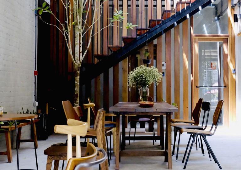 TAN Hostel x Cafe