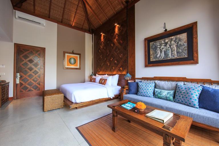 Tejaprana Bisma, Bali