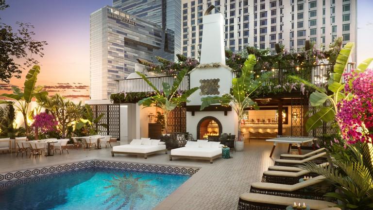 The Hotel Figueroa