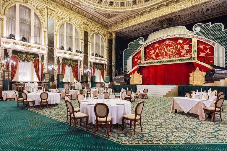 The Sovietsky Historical Hotel