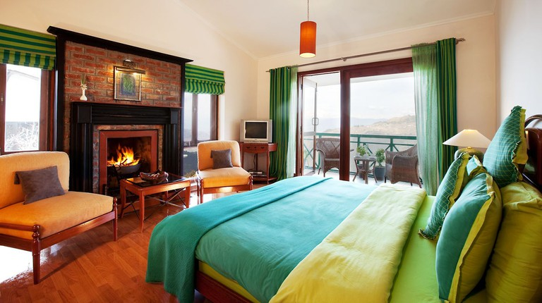 The Terraces, Kanatal