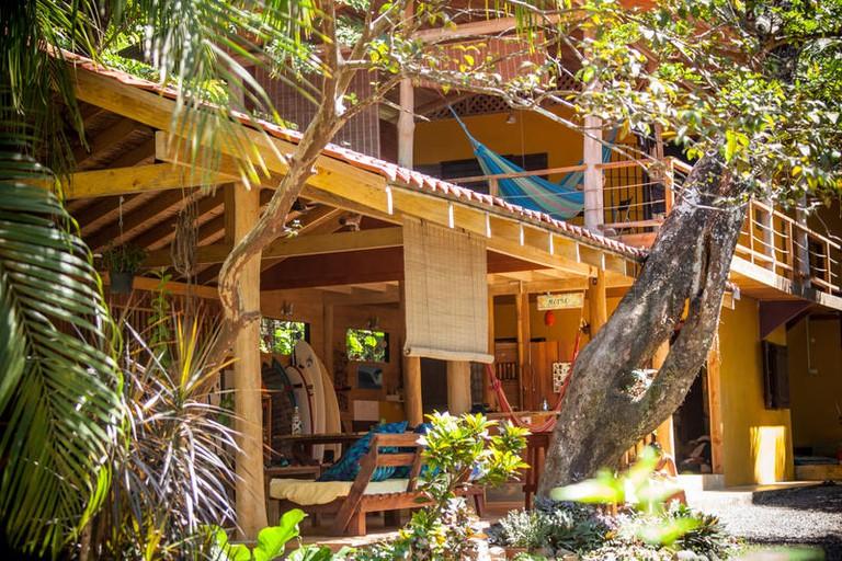 Wave Trotter Surf Hostel