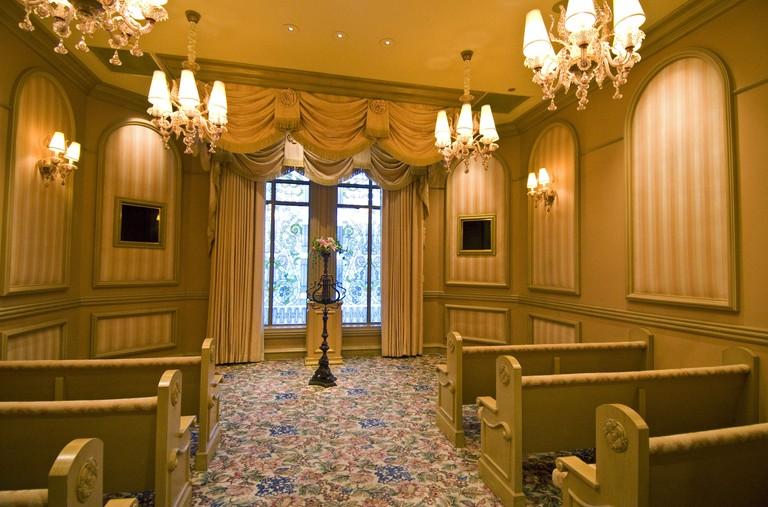 Wedding Chapel Hotel Bellagio Las Vegas