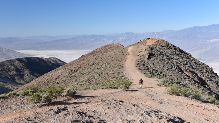 Dante's View in Death Valley National Park, California, USA.