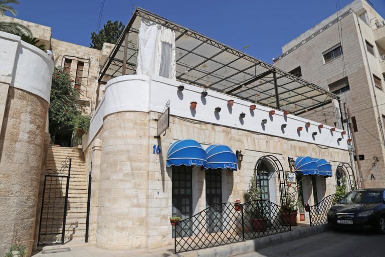 Beit Sitti and Najla's Kitchen restaurants, Muhammad Ali Saadi Street, Jabal al Weibdeh, Amman, Jordan, Middle East