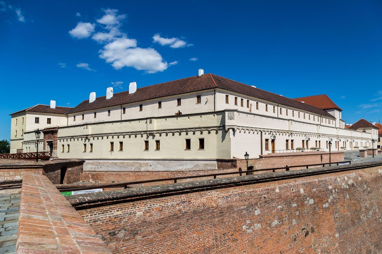 Spilberk Castle, Brno, Czech Republic, Europe