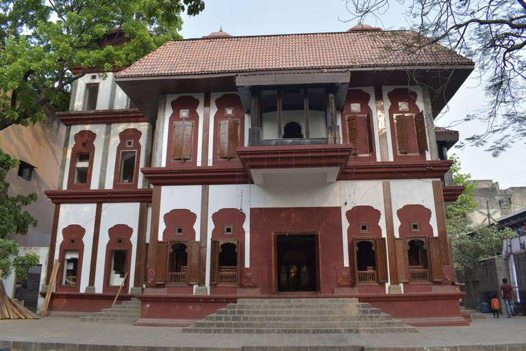 Lal Mahal - This Childhood Residence of Chhatrapati Shivaji Maharaj is located at the heart of Pune City. This building is reconstructed on same locat