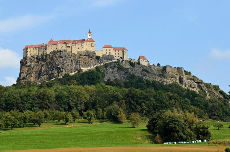Austria, Riegersburg fortress in Styria