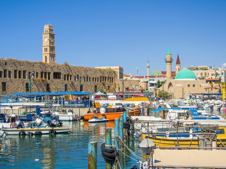Acre Old Port
