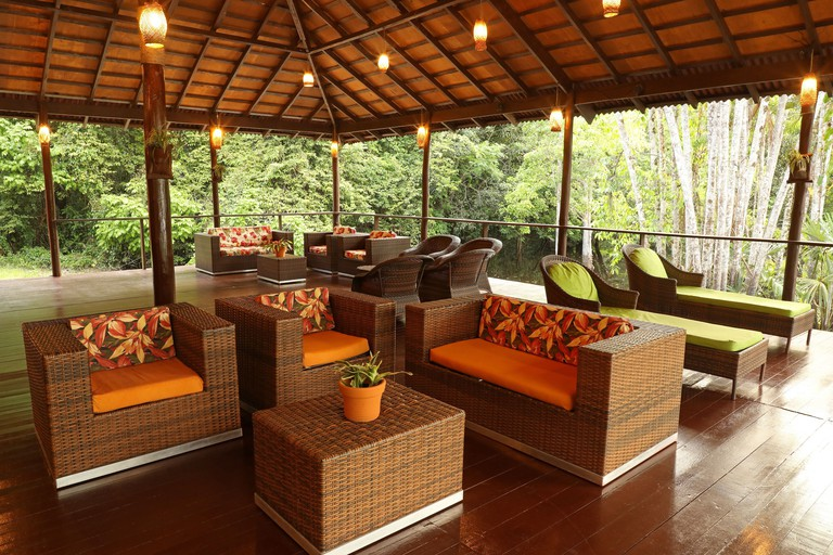 Amazon Ecopark Jungle Lodge, Brazil