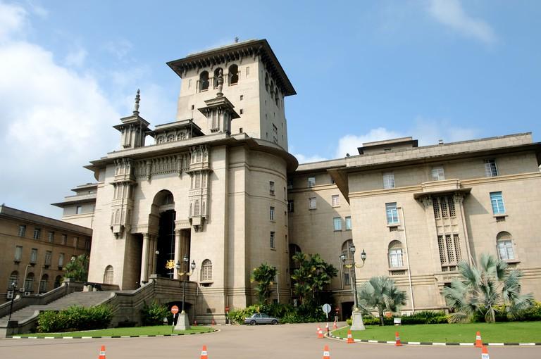 bangunan sultan ibrahim johor bahru malaysia