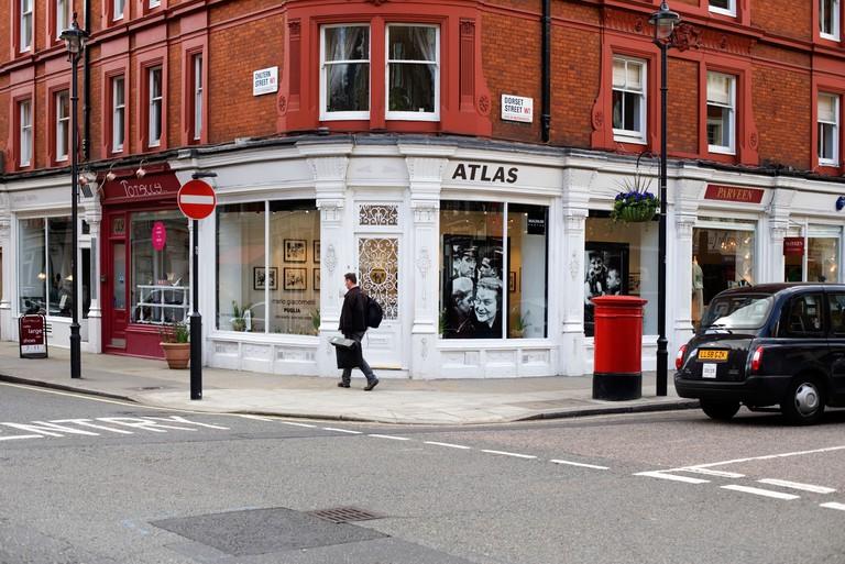 """Atlas Fine Art Photographers Gallery"" London, England, UK, Great Britain, Europe"