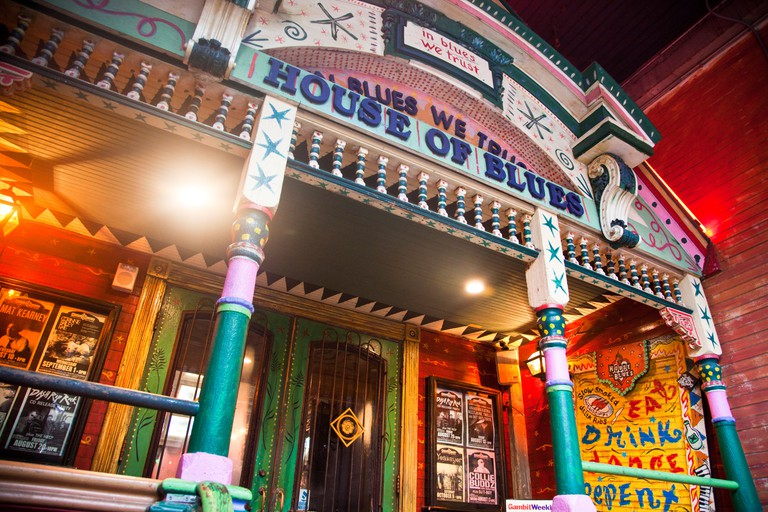 House of Blues, New Orleans, Louisiana