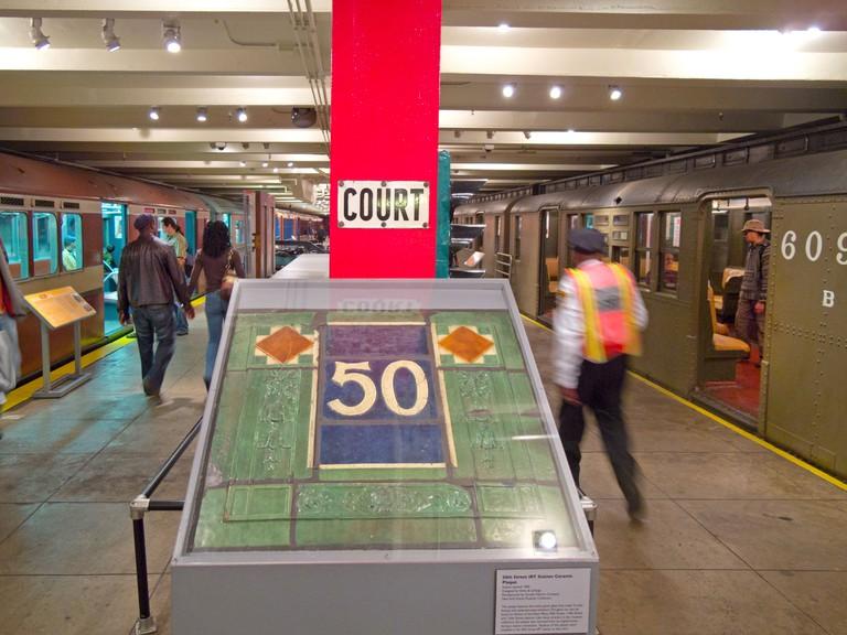 New York Transit Museum gallery