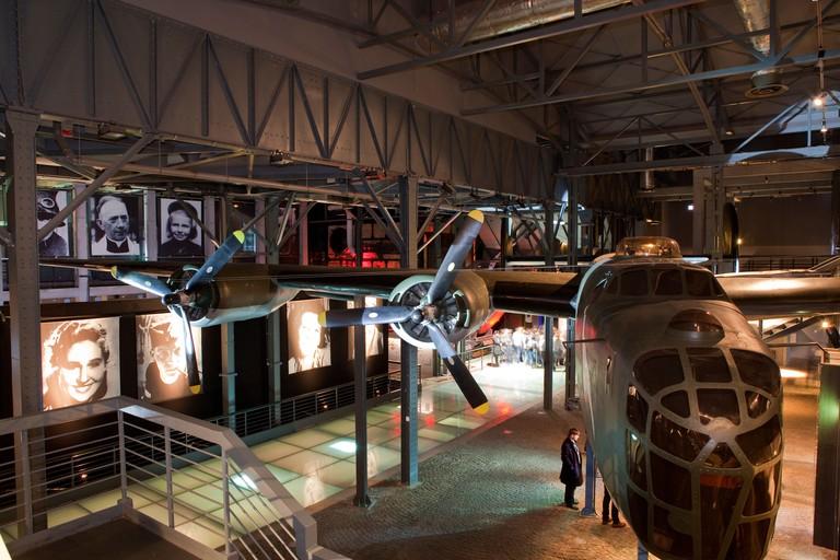 The Warsaw Uprising Museum (Muzeum Powstania Warszawskiego).. Image shot 2012. Exact date unknown.