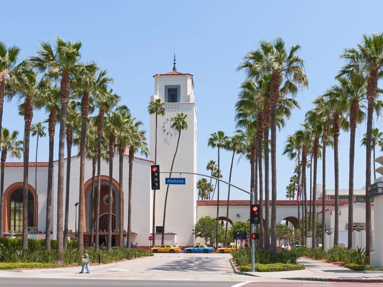Union Station, El Pueblo de Los Angeles