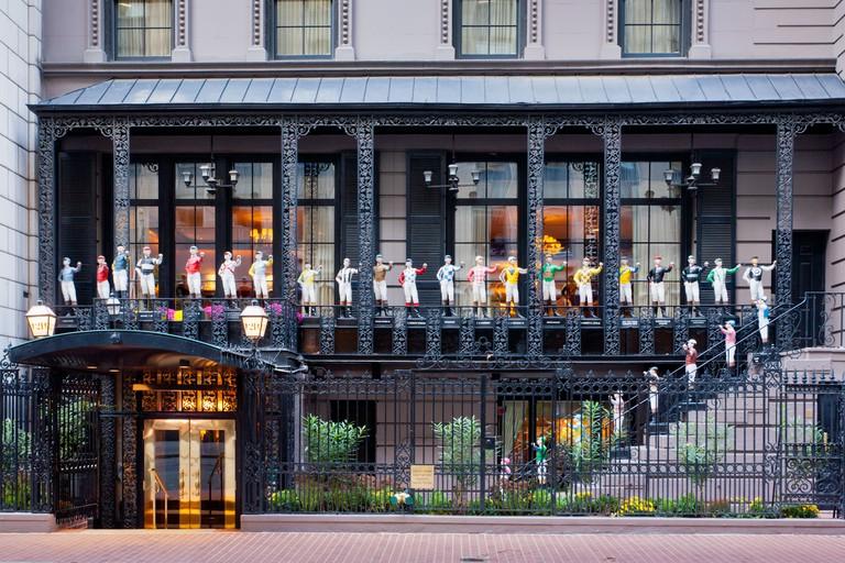 The 21 Club New York City