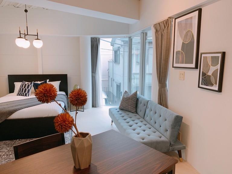Designer Minato apartment