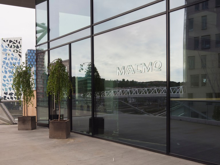 Maaemo restaurant in Oslo Norway, two stars in the Michelin guide