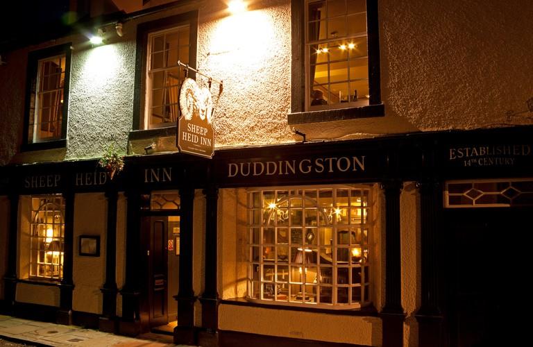 Sheep Heid Inn, Duddingston Edinburgh, Scotland UK