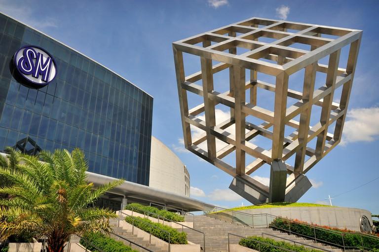 SM Seaside City Mega Mall Cebu City Philippines