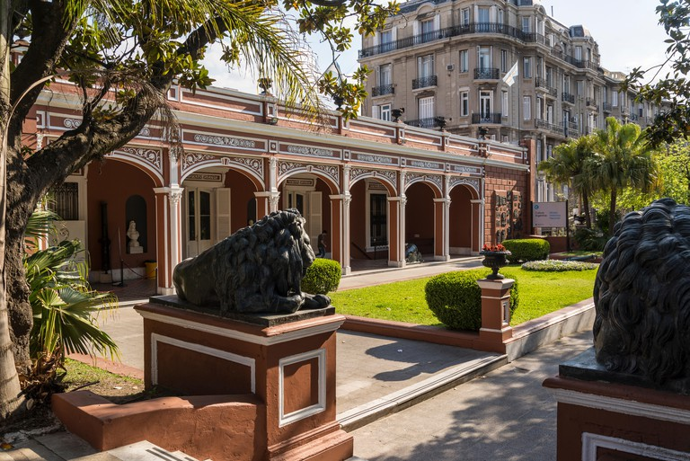 National Historical Museum, San Telmo, Buenos Aires, Argentina