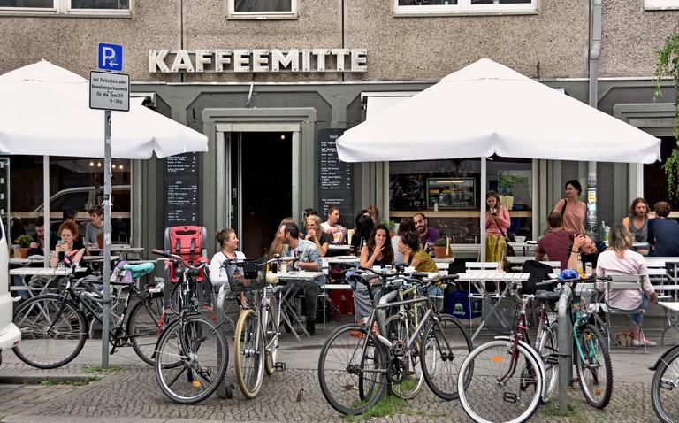 Kaffeemitte Mitte, Rosenthaler Strasse Berlin Germany