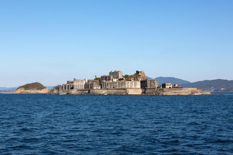 Gunkanjima / Hashima Island / Battleship Island, Nagasaki, Japan