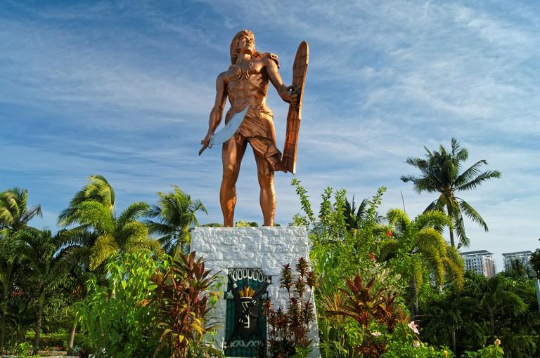 South East Asia,Philippines,Metro Cebu,Mactan Island,Lapu-Lapu City,Lapu-Lapu Shrine
