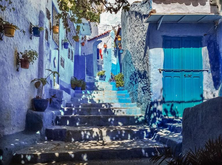 Blue Medina of Chefchaouen - Morocco