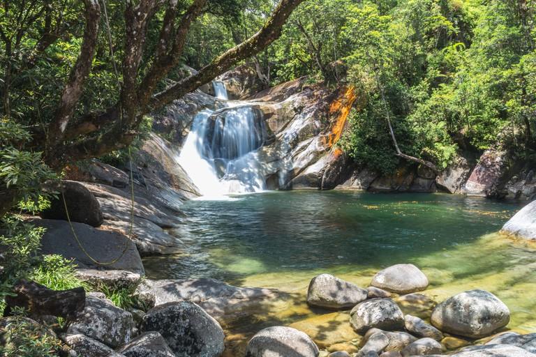 A trip to Josephine Falls in Queensland, Australia
