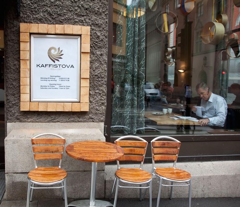 Kaffistova cafe in Oslo, Norway