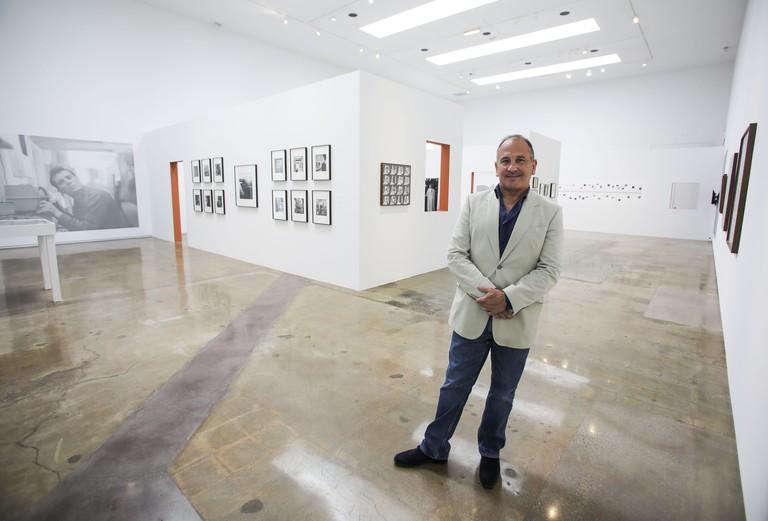 Los Angeles, California, USA. 25th May, 2016. Michael Kohn, founder of Kohn Gallery. © Ringo Chiu/ZUMA Wire/Alamy Live News